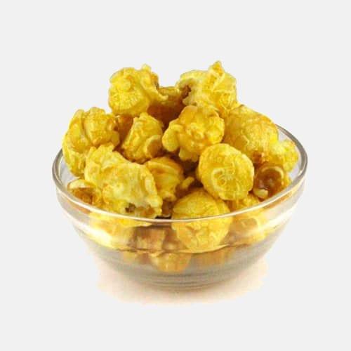 Brown Sugar Caramel Popcorn